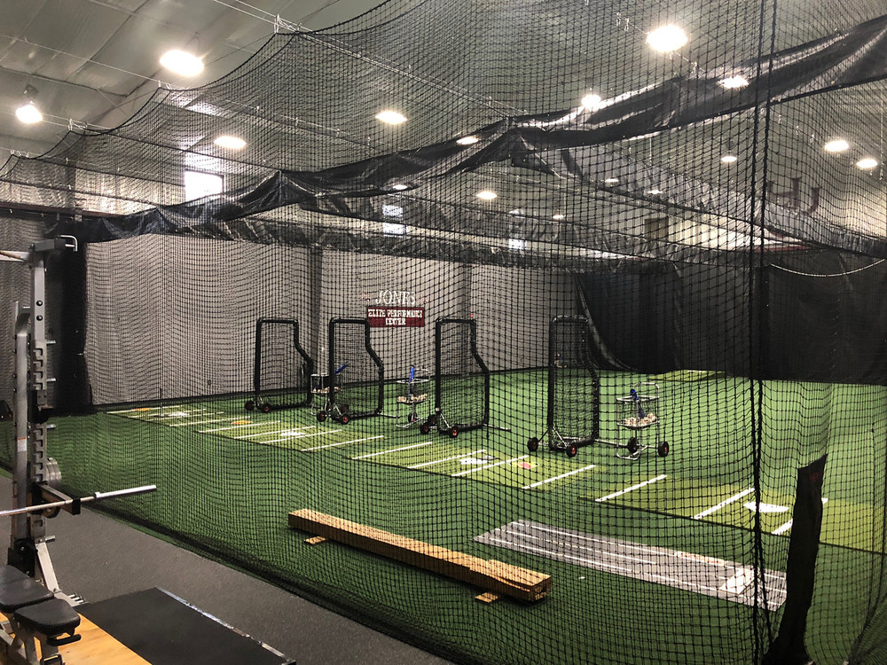 70' Batting Cage Netting