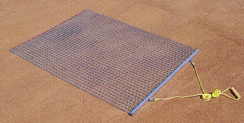 Steel Baseball Drag Mat Thumbnail
