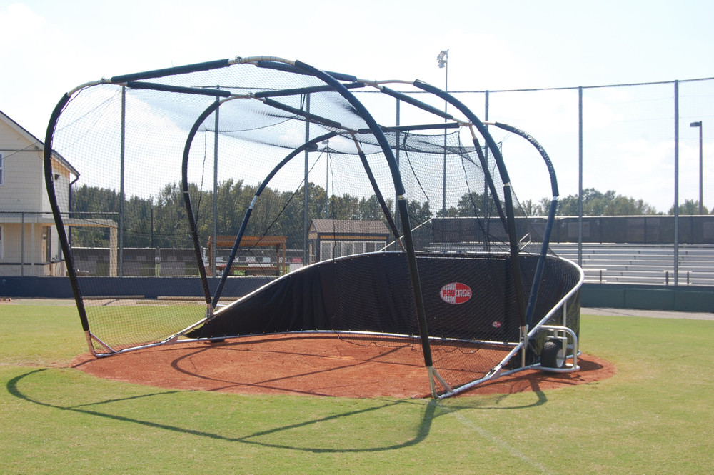 Portable Batting Cage with Net