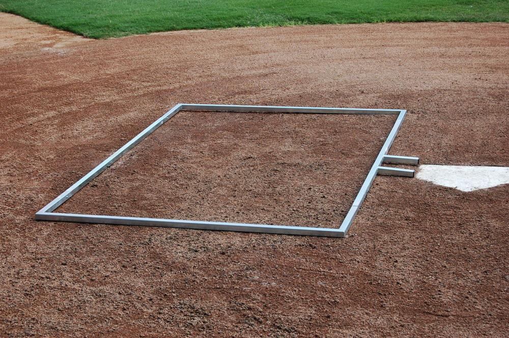 ProCage™ Fully Adjustable Batter\'s Box Template