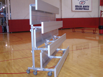 Tip & Roll Bleachers